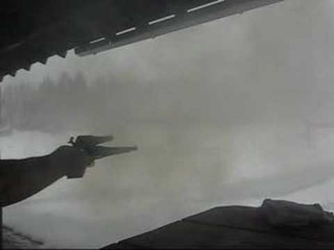 Firing Remington 1858 black powder pistols