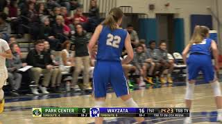 High School Girls Basketball: Park Center vs. Wayzata