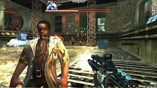 Counter-Strike Nexon: Zombies - Prototype Phobos BOSS BATTLE (Hard4) on Last Clue