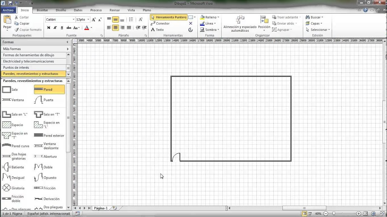 How to Change Visio From the French to English Version