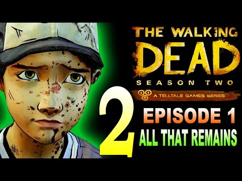 The Walking Dead Season 2 Episode 1:All That Remains-Kill Dog or Not? Part 2