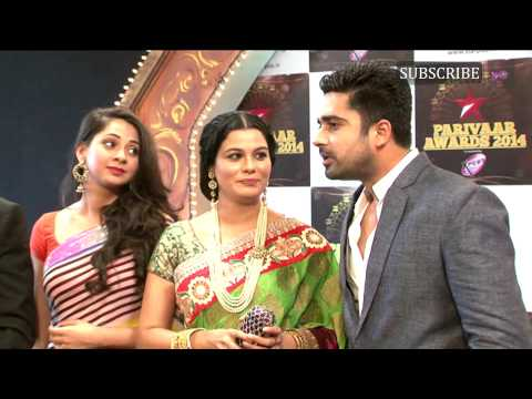 Star Parivaar Awards 2014 | Team of Iss Pyaar Ko Kya Naam Doon |