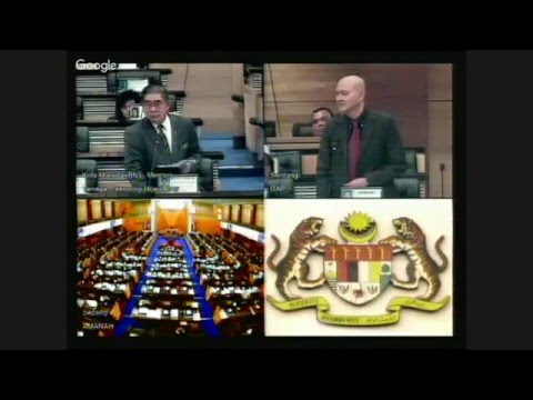 Ong Kian Ming ( Serdang)   Classification of hydro-power and Malaysia's renewable energy status