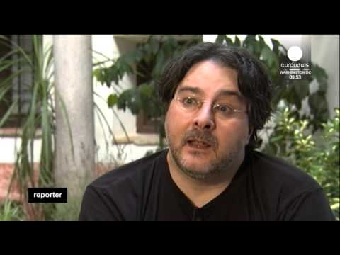 300814 - Euronews. Sport. Reporter. no comment. World News.