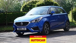 Promoted | 7 Days In The MG3 | Autocar