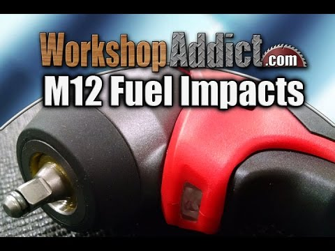 Milwaukee M12 Fuel 1/4