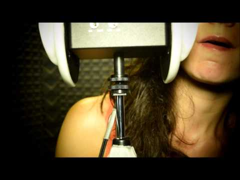 ★ Ear to ear gum chewing and mouth sounds ★ Binaural ASMR ★