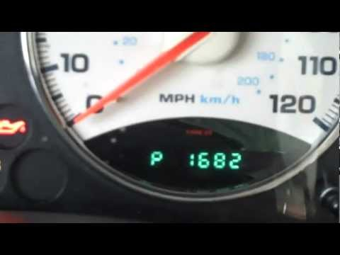 2003  Jeep Liberty- Reading Engine / Diagnostic Codes