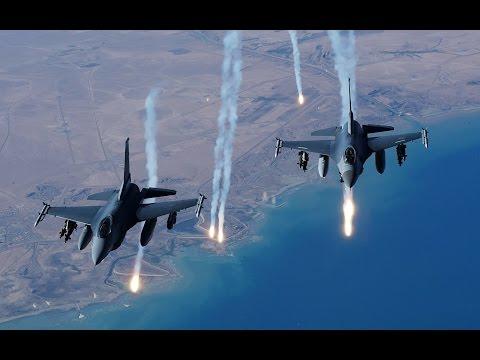 World war 3 Declared France attacks Syria