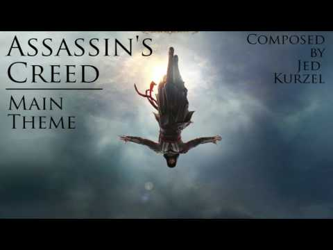 Assassin's Creed (2016) Main Theme OST Original Motion Picture Soundtrack [1080p HD]