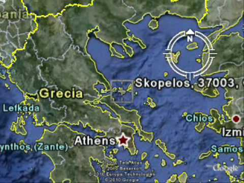 J48S - SKOPELOS ISLANDS.