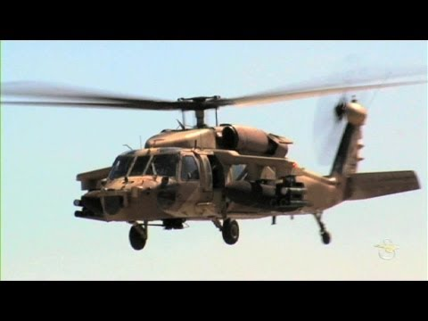 Sikorsky - S-70 Battlehawk Helicopter [480p]