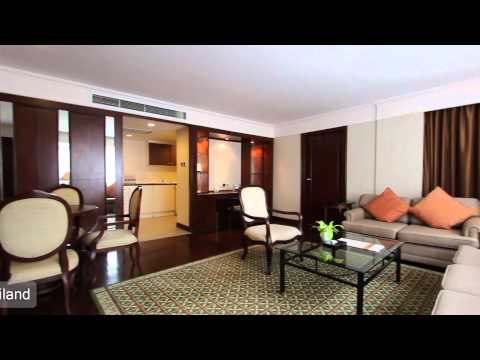 Classic 2 Bedroom Serviced Apartment for Rent at Royal President PC006014