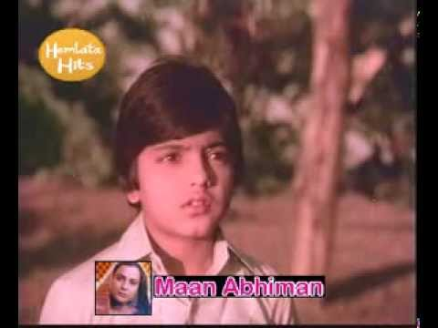 Hemlata - Saat Samandar Part 2 - Maan Abhiman (1980) video