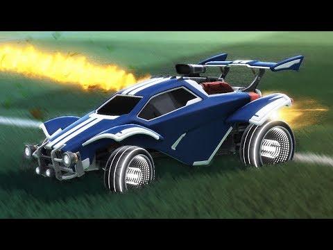 MIJN DROOM AUTO | Rocket League