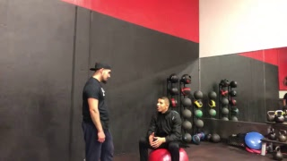 WBO SUPER WELTERWEIGHT CHAMP JAIME MUNGUÍA STRENGTH AND CONDITIONING CAMP