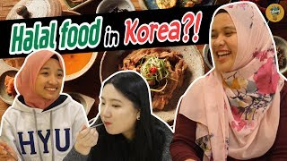 What do Malaysian students in Korea usually eat? l Blimey
