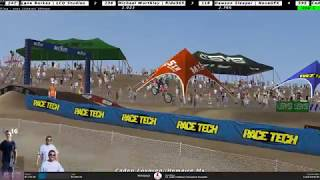 Mx Simulator Round 1 Hangtown 450 AMs Commentary (Consi, Moto 1, and Moto 2)