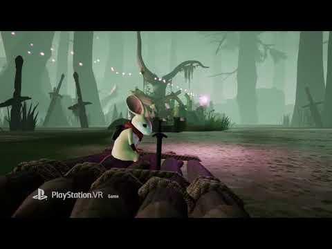 Moss Launch Trailer (Polyarc) - PSVR