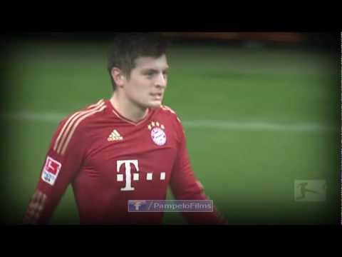 Toni Kroos - Dawn of a Golden Generation [Highlights: 2009-2012]