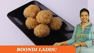 BOONDI LADDU - Mrs Vahchef