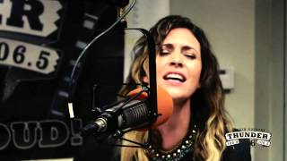 "Thunder 106 Presents: Kelleigh Bannen ""Be A Man"""