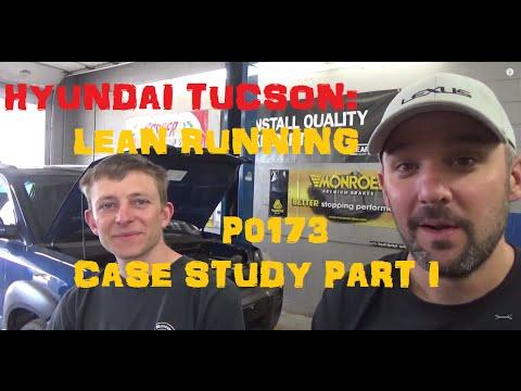 Hyundai Tucson P0173 Case Study Part 1