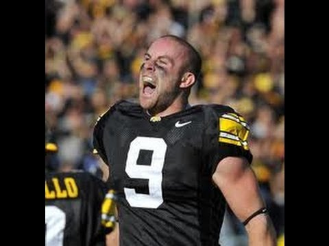 Iowa Hawkeyes 86 yard Interception of the Year: Tyler Sash against Indiana Hoosiers Video