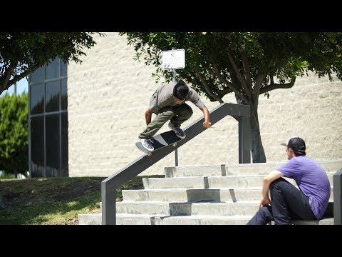 INSANE EARLY GRAB RAIL TRICKS !!! - NKA VIDS -