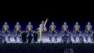 Michael Jackson's Moonwalker (Genesis) Playthrough - NintendoComplete