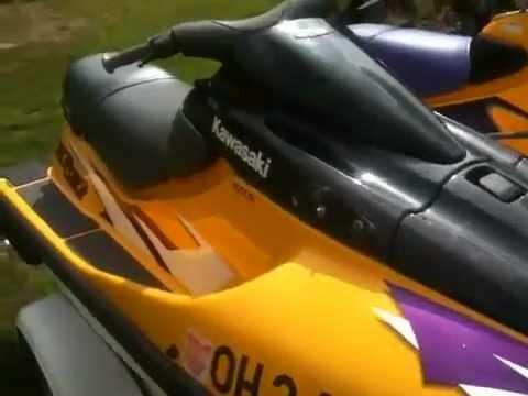Jet ski Kawasaki 1100 zxi 2000 & 1999 (1/2)