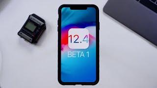 iOS 12.4 Beta 1! Why?!