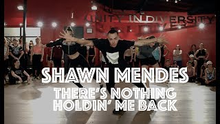 Download Lagu Shawn Mendes - There's Nothing Holdin' Me back | Hamilton Evans Choreography Gratis STAFABAND