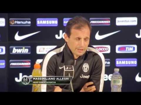 Massimiliano Allegri wehrt sich: