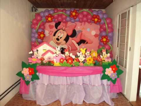 Decoração de Festa Infantil AQUARELA DECORAÇÕES