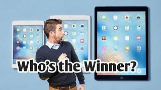 Review Generation iPad pro vs new iPad mini Unboxing