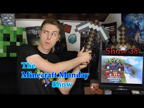 Minecraft Monday Show - Mod API, Post Christmas Mojang Update Music Videos