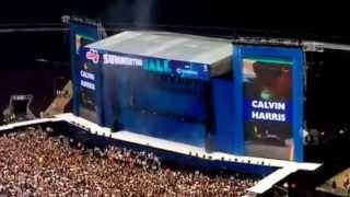 Capital FM Summertime Ball 2014 - Calvin Harris Opening