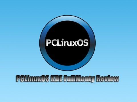 PCLinuxOS KDE Full Monty 2012.09 Review by Britec
