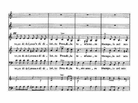 Монтеверди Клаудио - Gloria tua / T