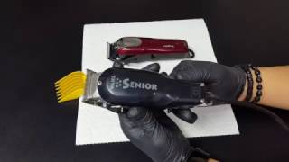 WAHL Senior 5 Star vs WAHL Cordless Magic Clip Comparación - El Ma Tiguere
