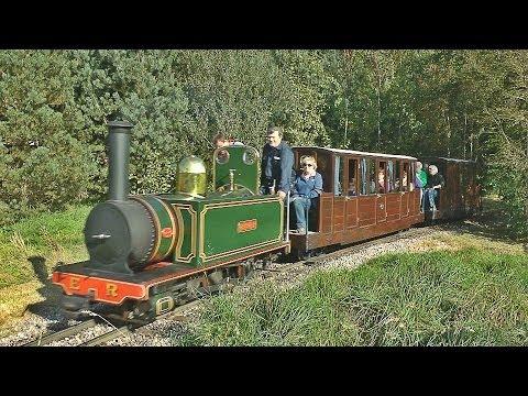 Perrygrove Miniature Railway - Autumn Gala - 22/09/12