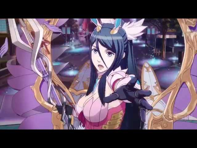 Shin Megami Tensei & Fire Emblem Crossover Project Gameplay Trailer