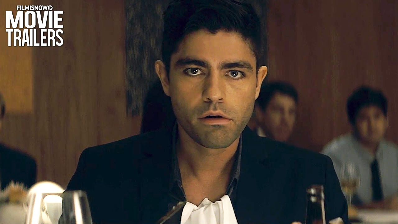 Adrian Grenier stars in the thriller TRASH FIRE