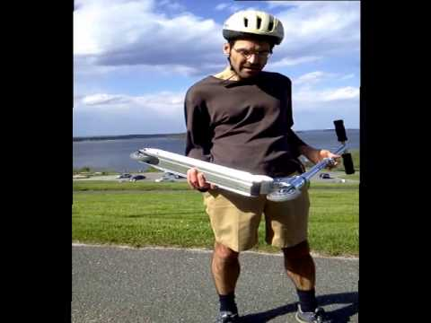 Razor A4 Adult Scooter Green Energy Alternative Transportation Music Videos