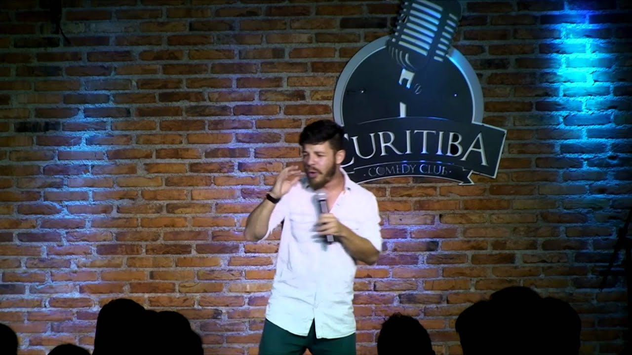 Lucas Moll - Shopping no Natal - Stand Up Comedy