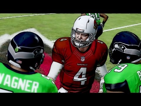 Madden NFL 13 Online Match - QJB vs TheDreamKareemTv - Down to the Wire in Arizona
