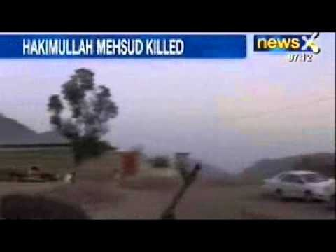 Pakistan Taliban Chief Hakimullah Mehsud killed in US drone attack - NewsX