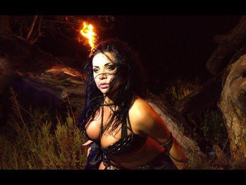"Diana Bastet Metal Bellydance. Sepultura ""Ratamahatta"""
