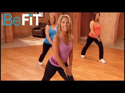 Denise Austin: Prenatal Cardio Workout- Fit & Firm Pregnancy video